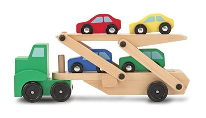 Picture of Melissa & Doug Car Transporter