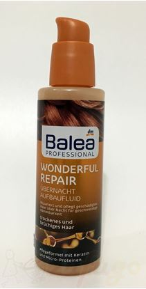 Bild von Balea Overnight Aufbaufluid Wonderful Repair 100 ml